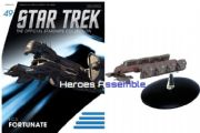 Star Trek Official Starships Collection #049 ECS Fortunate Eaglemoss
